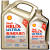 Shell(Shell)金装極浄超常喜力天然ガス合成オイルヘlix Ultra 0 W-30 SN級5 Lセット