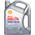 Shell(Shell)灰喜力オイル全合成エンジングリスHelix HX 8自動車用品5 W-30 API SL級4 L