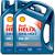 Shell(Shell)ブルーハイネケン全合成エンジンオイルHelix HX 7 PLUS 5 W-30 API SL級4 L*2