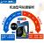 JINCOOL(JINCOOL)エンジンオイル自動車潤滑油SN級5 W-30自動車オイルエンジン合成OIL ProU 6 SN級5 W-30 4 Lセット