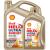 Shell(Shell)は新しくShellを昇格させました。非常に優れた自然ガスの全合成潤滑油自動車用品API SN PLUS級0 W-25 Lの組み合わせがあります。